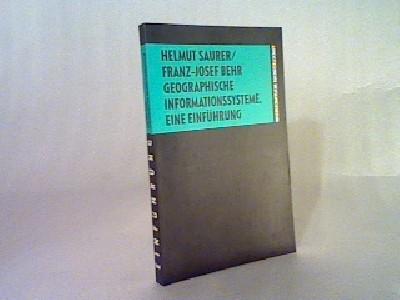 Geographische informationssysteme.