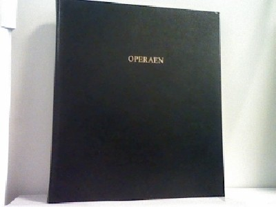 Operaen = The opera