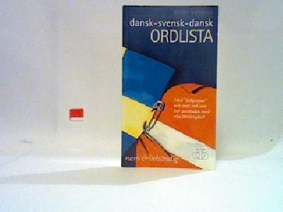 Dansk-svensk-dansk ordlista