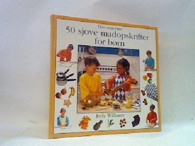 50 sjove madopskrifter for børn