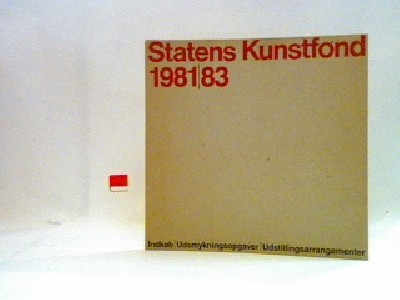 Statens Kunstfond 1981/1983