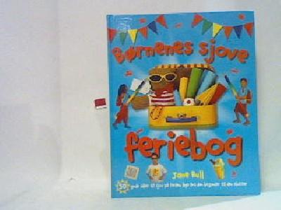 Børnenes sjove feriebog