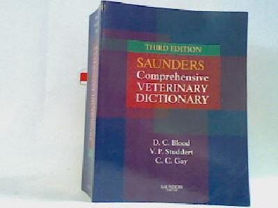 Saunders comprehensive veterinary dictionary