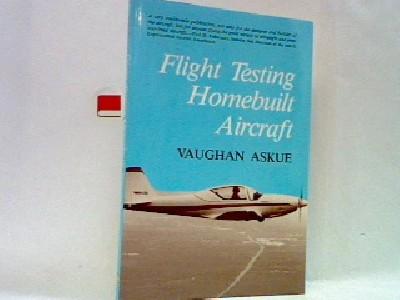 Flight Testing Homebuilt Aircraft