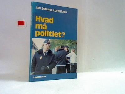 Hvad må politiet?