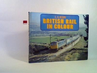 British rail in colour