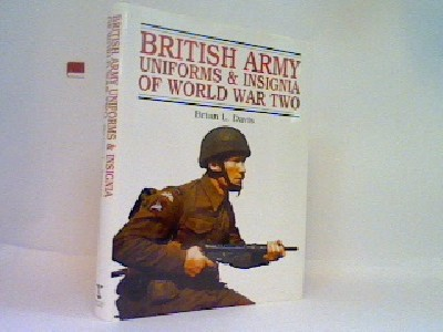 British army uniforms & insignia of world war two