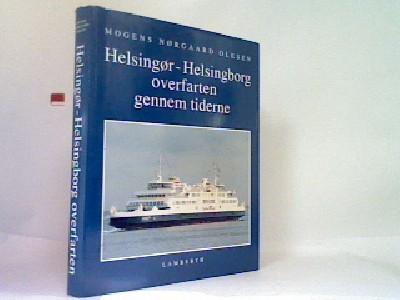 Helsingør-Helsingborg overfarten gennem tiderne