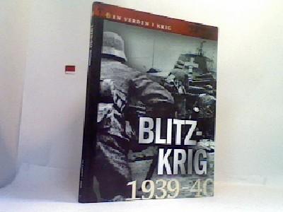 Blitzkrig 1939-40