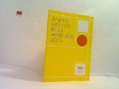 Årest bedste bog arbejde 2015