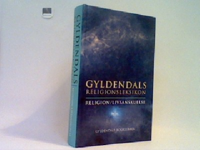 Gyldendals Religionsleksikon