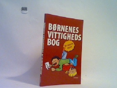 Børnenes vittighedsbog