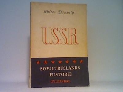 U.S.S.R. - Sovjetruslands historie