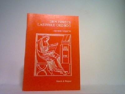 Den første latinske ordbog
