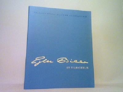 Om Ejler Billes malerier og skulpturer