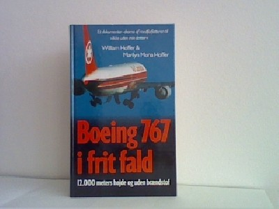 Boeing 767 i frit fald