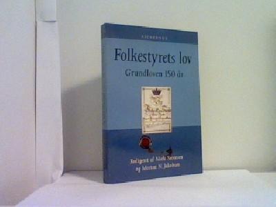Folkestyrets lov - Grundloven 150 år